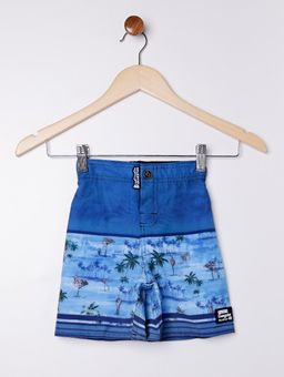 Bermuda-Gangster-Infantil-Para-Menino---Azul-6