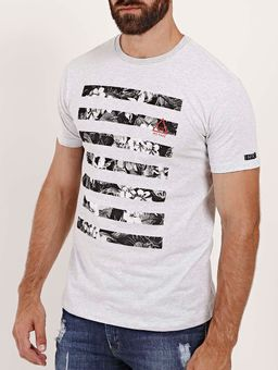 Camiseta-Estampada-Manga-Curta-Masculina-Cinza