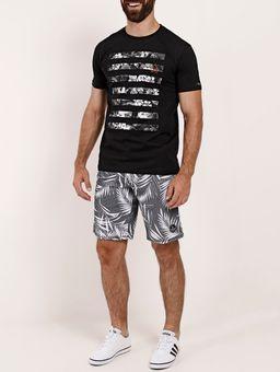 Camiseta-Estampada-Manga-Curta-Masculina-Preto