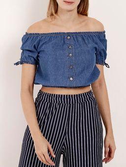 Z-\Ecommerce\ECOMM\FINALIZADAS\Feminino\126197-blusa-tecido-plano-cambos-jeans-leve-cropped-azul