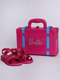 Sandalia-Barbie-Volta-ao-Mundo-Infantil-para-Menina---Rosa
