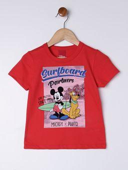 Conjunto-Disney-Infantil-para-Menino---Vermelho-azul
