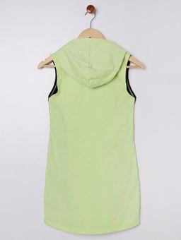 Vestido-Moletinho-Juvenil-para-Menina---Verde