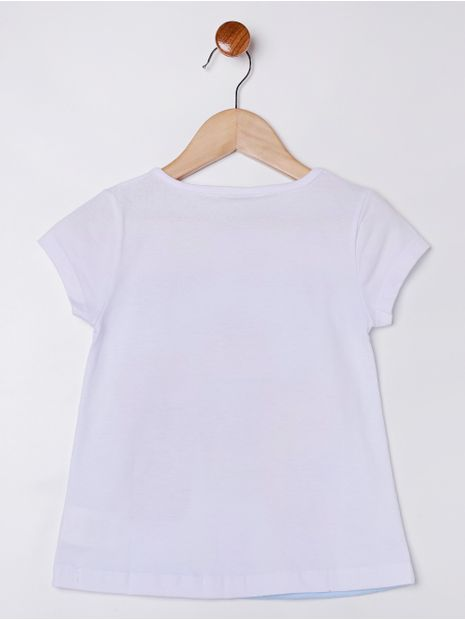 Blusa-Manga-Curta-Infantil-Para-Menina---Branco-6