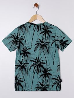 Camiseta-Manga-Curta-No-Stress-Infantil-Para-Menino---Verde-16