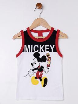 Camiseta-Regata-Disney-Infantil-Para-Menino---Branco