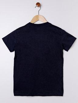 Camiseta-Superman-Manga-Curta-Juvenil-para-Menino---Azul-Marinho