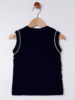 Camiseta-Regata-Infantil-Para-Menino---Azul-1