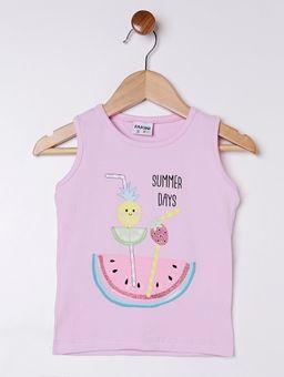 Blusa-Regata-Cotton-Infantil-para-Menina-Rosa