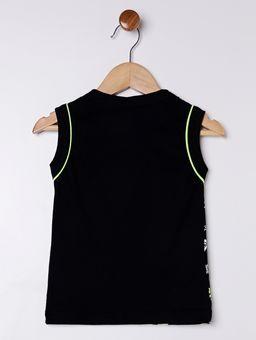 Camiseta-Regata-Malha-Infantil-para-Menino---Preto
