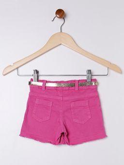 Short-Saia-Sarja-Infantil-para-Menina---Rosa-Pink