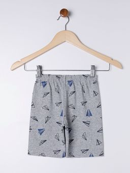 Conjunto-Curto-Infantil-para-Menino---Azul-cinza-