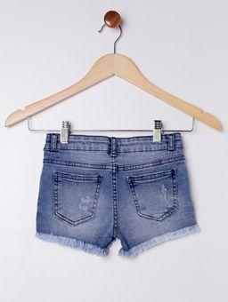 Short-Jeans-Kid---Infantil-Menina---Azul-
