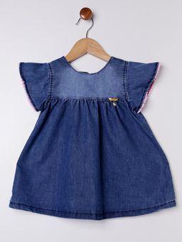 Vestido-Jeans-Infantil-para-Menina---Azul-1