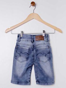 Bermuda-Jeans-com-Lavacao-Clara-Juvenil-para-Menina---Azul