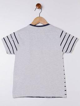 Camiseta-Manga-Curta-Gangster-Infantil-Para-Menino---Azul-6