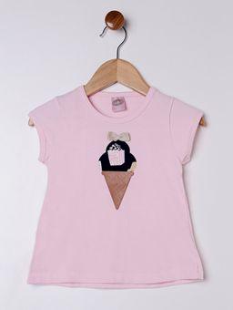 Conjunto-Infantil-Para-Menina---Rosa-marinho