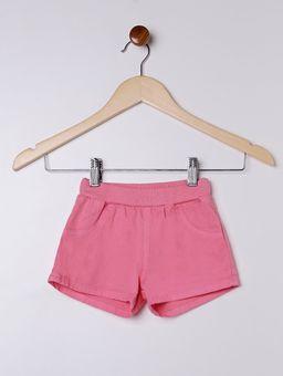 Conjunto-Short-bermuda-Bebe-menina-Ding-Dang-Amarelo-rosa