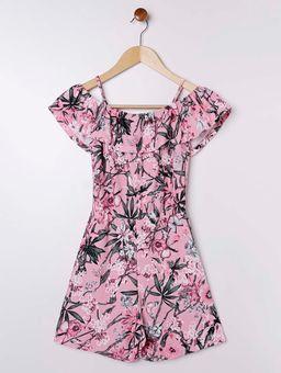 Macaquinho-Floral-Juvenil-para-Menina---Rosa