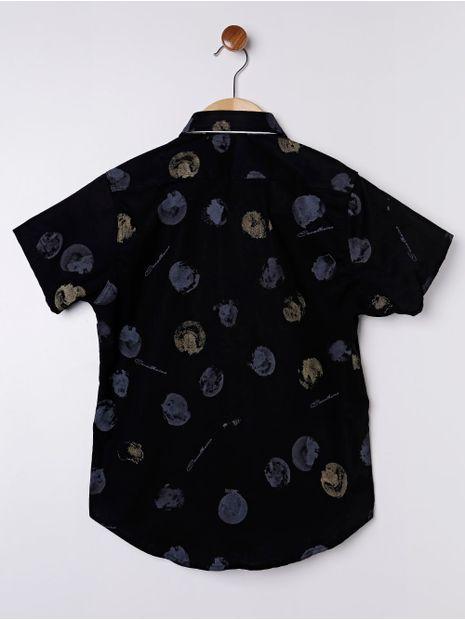 Camisa-Manga-Curta-Juvenil-Para-Menino---Preto-8