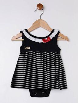 Vestido-Infantil-Para-Bebe-Menina---Preto-P