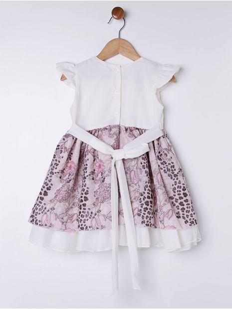 Vestido-Infantil-Para-Menina---Bege-2