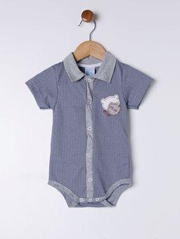 Conjunto-Infantil-Para-Bebe-Menino---Azul-cinza