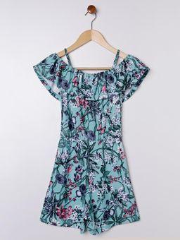 Macaquinho-Floral-Juvenil-para-Menina---Verde-