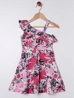 Vestido-Estampado-Infantil-para-Menina---Rosa