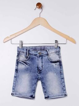 Bermuda-Jeans-Infantil-Para-Menino---Azul-1