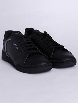 Tenis-Casual-Masculino-Adidas-Roguera-Preto-cinza-37