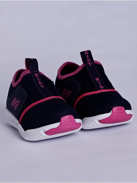 Tenis-Kidy-Sprinter-Baby-Infantil-Para-Menina---Azul-Marinho-rosa-23