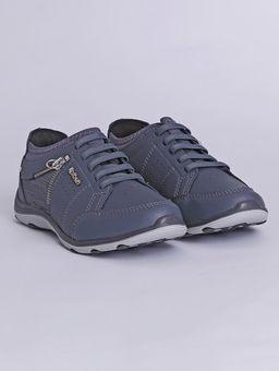 Tenis-Casual-Calce-Facil-Kolosh-Feminino-Azul-34