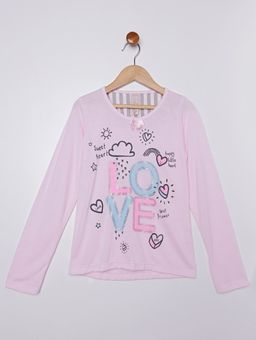 Pijama-Longo-Infantil-Para-Menina---Rosa-bege-6
