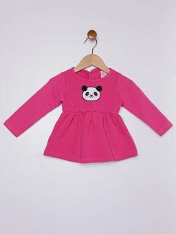 Conjunto-Soft-Infantil-para-Menina---Rosa-preto