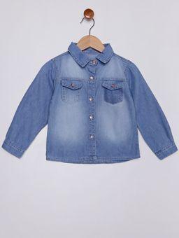 Camisa-Jeans-com-Strass-Infantil-Para-Menina---Azul-2