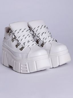 Tenis-Dad-Sneaker-Flatform-Dakota-Feminino-Branco-34