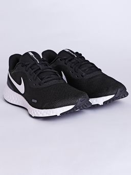 Tenis-Esportivo-Nike-Revolution-5-Masculino-Preto-branco-37