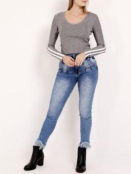 Calca-Jeans-Cigarrete-Pisom-Feminina-Azul-36