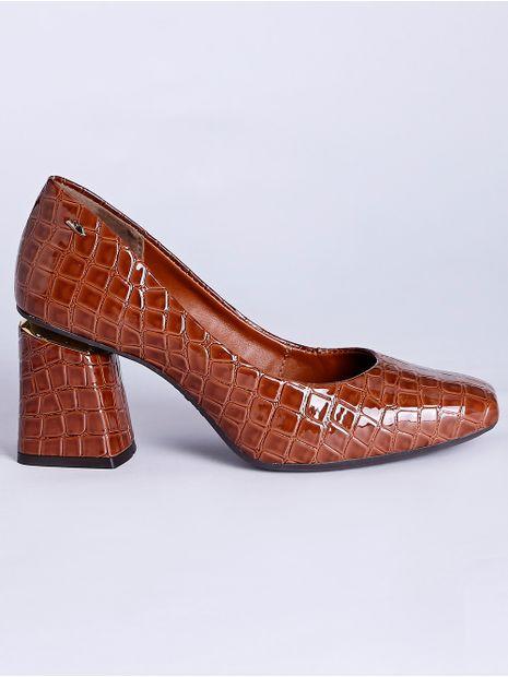 Sapato-de-Salto-Bloco-Dakota-Feminino-Marrom