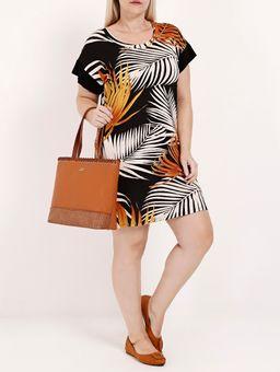 Vestido-Plus-Size-Feminino-Preto-amarelo-M