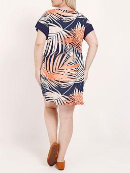 Vestido-Curto-Plus-Size-Feminino-Azul-Marinho-laranja