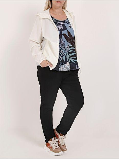 Blusa-Regata-com-Estampa-Cativa-Plus-Size-Feminina-Azul-Marinho