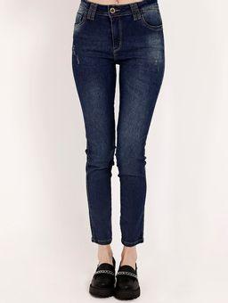 Calca-Jeans-com-Puidos-Feminina-Azul