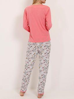 Pijama-Longo-Feminino-Rosa-cinza-P
