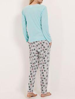 Pijama-Longo-Feminino-Verde-cinza-P