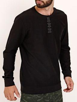 Camiseta-Moletinho-Manga-Longa-Masculina-Preto