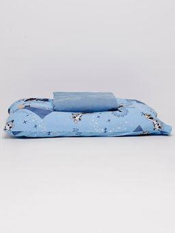 Jogo-de-Lencol-Solteiro-Simples-Frozen-Portallar-Azul-