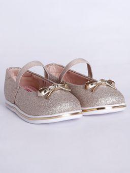 Sapato-Glitter-Molekinha-Infantil-para-Bebe-Menina---Dourado