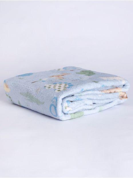 Manta-Para-Bebe-Corttex-Azul-Claro